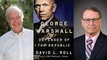 Author Readings, December 16, 2019, 12/16/2019, George Marshall: Defender of the Republic