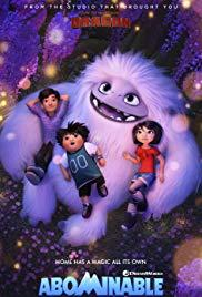 Films, December 27, 2019, 12/27/2019, Abominable (2019): Animated Adventure