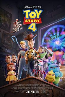 Films, March 20, 2020, 03/20/2020, !!!CANCELLED!!! Toy Story 4 (2019): Fourth Of The Series !!!CANCELLED!!!