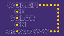 Performances, February 10, 2020, 02/10/2020, Women of Color on Broadway Live: Honoring Tony Winners LaChanze and Melba Moore