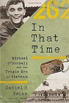 Author Readings, January 29, 2020, 01/29/2020, In That Time: Michael O'Donnell and the Tragic Era of Vietnam