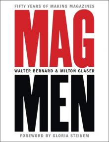 Author Readings, January 28, 2020, 01/28/2020, Mag Men: Fifty Years of Making Magazines