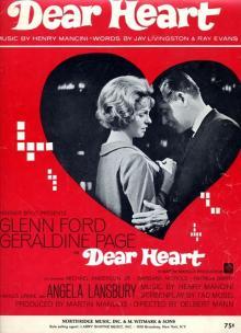 Films, February 01, 2020, 02/01/2020, Dear Heart (1964): Oscar Nominated Family Comedy