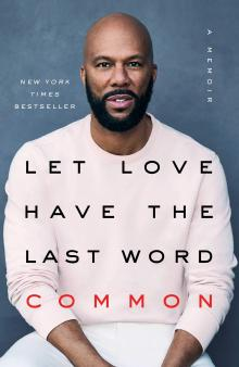 Book Clubs, February 07, 2020, 02/07/2020, Let Love Have the Last Word: A Memoir