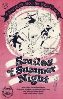 Films, February 06, 2020, 02/06/2020, Smiles of a Summer Night (1955): Romantic Comedy By Ingmar Bergman