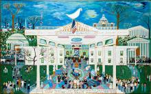 Gallery Talks, April 09, 2020, 04/09/2020, CANCELLED!!!  American Perspectives: Stories from the American Folk Art Museum Collection: Exhibition Tour