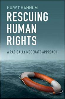 Author Readings, February 13, 2020, 02/13/2020, Rescuing Human Rights: A Radically Moderate Approach