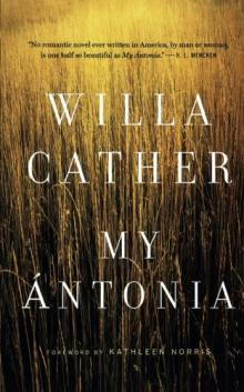 Book Clubs, February 18, 2020, 02/18/2020, My ÁntoniaA Novel About Immigrants of America By Pulitzer Prize Winning Author
