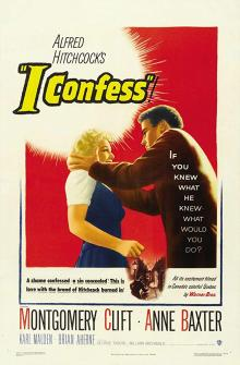 Films, February 04, 2020, 02/04/2020, I Confess (1953): Alfred Hitchcock