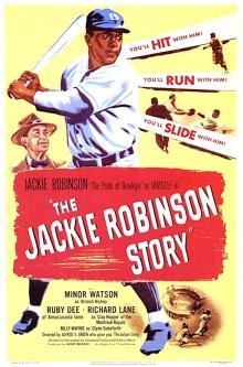 Films, February 03, 2020, 02/03/2020, The Jackie Robinson Story (1950): Story Of The First African American Baseball Player
