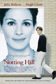 Films, February 08, 2020, 02/08/2020, Notting Hill (1999): Romantic Comedy With Hugh Grant And Julia Roberts