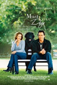 Films, February 10, 2020, 02/10/2020, Must Love Dogs (2005): Teacher Trying To Change Her Life
