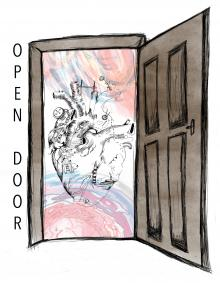 Opening Receptions, February 13, 2020, 02/13/2020, Open Door: Art Therapy Exhibition