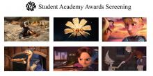 Screenings, February 05, 2020, 02/05/2020, Student Academy Award Short Films Screening