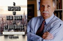 Author Readings, February 26, 2020, 02/26/2020, A History of New York in 27 Buildings: The 400-Year Untold Story of an American Metropolis with Times Reporter Sam Roberts