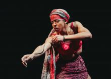 Dance Performances, February 07, 2020, 02/07/2020, Adjusting My Crown: Black Trans Mortality