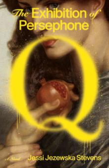 Author Readings, March 03, 2020, 03/03/2020, The Exhibition of Persephone Q: Preganancy Complications