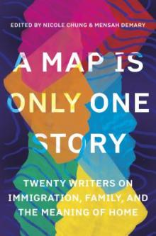 Author Readings, February 06, 2020, 02/06/2020, A Map Is Only One Story: Stories of Migration