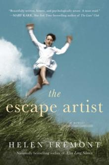 Author Readings, February 26, 2020, 02/26/2020, The Escape Artist: The Danger of the Outside World