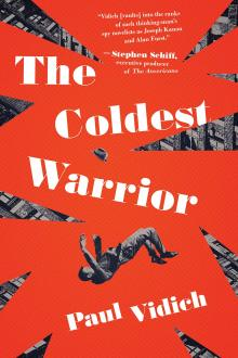 Author Readings, February 12, 2020, 02/12/2020, The Coldest Warrior: The Dark Side of Intelligence