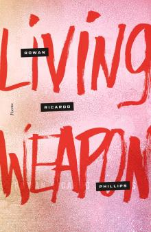 Poetry Readings, February 18, 2020, 02/18/2020, Living Weapon: A Love Song to the Imagination
