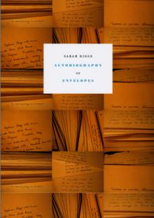 Poetry Readings, February 26, 2020, 02/26/2020, New Poetry: The Autobiography of Envelopes / Maps