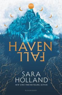 Author Readings, March 03, 2020, 03/03/2020, Havenfall: A Novel of Magic