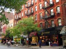 City Walks, March 21, 2020, 03/21/2020, Bleecker Street: 3 Boroughs Circular Walk