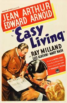 Films, March 02, 2020, 03/02/2020, Easy Living (1937): A Screwball Comedy