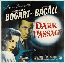 Films, March 04, 2020, 03/04/2020, Dark Passage (1947): Crime Thriller WithHumphrey Bogart