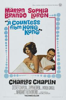 Films, March 07, 2020, 03/07/2020, Charles Chaplin's A Countess from Hong Kong (1967): Romantic Comedy With Marlon Brandon And Sophia Loren