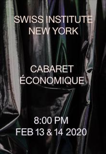 Concerts, February 13, 2020, 02/13/2020, Cabaret Économique