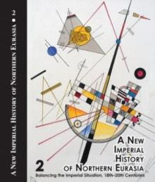Author Readings, February 20, 2020, 02/20/2020, A New Imperial History of Northern Eurasia: A Fresh View
