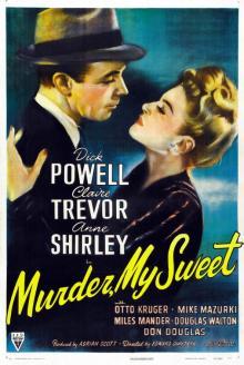 Films, March 25, 2020, 03/25/2020, Murder, My Sweet (1944): Film-Noir Crime Drama
