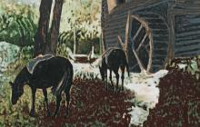 Opening Receptions, March 04, 2020, 03/04/2020, The Lost Paradise: New Paintings