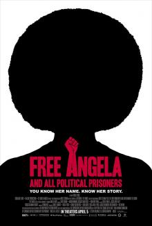 Films, February 26, 2020, 02/26/2020, Free Angela Davis and All Political Prisoners (2012): An Activist's Journey