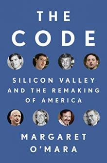 Author Readings, March 09, 2020, 03/09/2020, The Code: Silicon Valley and the Remaking of America