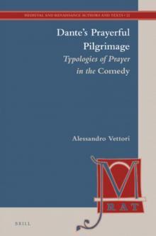 Author Readings, February 27, 2020, 02/27/2020, Dante's Prayerful Pilgrimage: Typologies of Prayer in the Comedy
