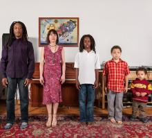 Discussions, March 03, 2020, 03/03/2020, Mixed Blood: An Intergenerational Conversation on Multiracial Identity