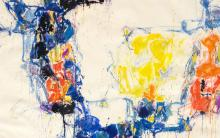 Opening Receptions, March 03, 2020, 03/03/2020, Sam Francis: Abstract Impressionist
