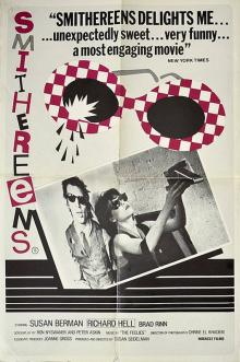 Films, March 02, 2020, 03/02/2020, Smithereens (1982): Young Woman Comes To New York To Join The Punk Subculture