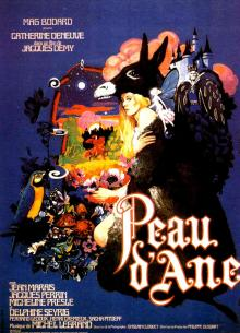 Films, March 30, 2020, 03/30/2020, !!!CANCELLED!!! Peau D'Ane (Donkey Skin) (1970): Fairy Godmother Helps The Princess !!!CANCELLED!!!
