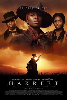 Films, March 21, 2020, 03/21/2020, !!!CANCELLED!!! Harriet (2019): Two Time Oscar Nominated Biographical Movie On The Legendary Abolitionist !!!CANCELLED!!!