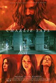 Films, March 27, 2020, 03/27/2020, CANCELLED***Charlie Says (2018): All-American Girl to Cold-Blooded Killer***CANCELLED