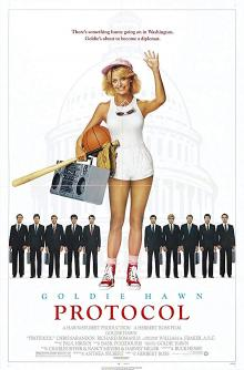 Films, March 05, 2020, 03/05/2020, Protocol (1984): Waitress Begins To Work In The State Department