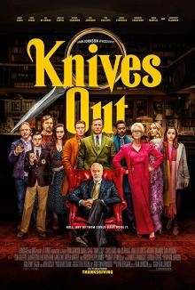 Films, March 16, 2020, 03/16/2020, !!!CANCELLED!!! Knives Out (2019): Oscar Nominated Crime Comedy Drama With Daniel Craig !!!CANCELLED!!!