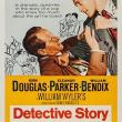 Films, March 12, 2020, 03/12/2020, William Wyler's Detective Story (1951): Four Time Oscar Nominated Film-Noir With Kirk Douglas And Eleanor Parker