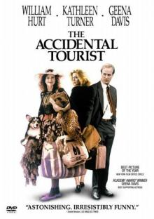 Films, March 13, 2020, 03/13/2020, !!!CANCELLED!!! Lawrence Kasdan's The Accidental Tourist (1988): Oscar Winning Drama With William Hurt And Geena Davis !!!CANCELLED!!!
