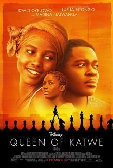 Films, March 14, 2020, 03/14/2020, !!!CANCELLED!!! Disney's Queen of Katwe (2016): Biographical Drama On A Girl Learning Chess !!!CANCELLED!!!