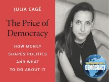 Author Readings, April 30, 2020, 04/30/2020, The Price of Democracy: How Money Shapes Politics and What to Do About It